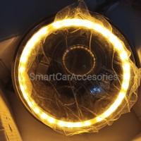Lampu Headlamp LED Daymaker 7 Inchi SPIDER EYE