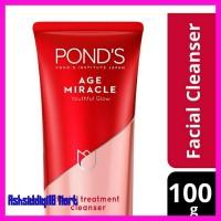 Termurah Ponds Age Miracle Cell Regen Facial Foam 100 G