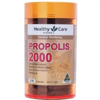 Healthy Care Propolis 2000mg isi 200caps
