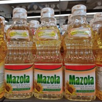 Mazola Sunflower Oil 450ml