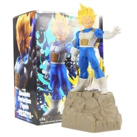 Action Figure Dragon Ball Absolute Perfection Goku Vegeta Trunks