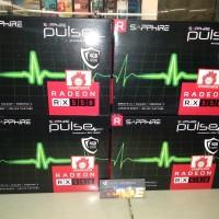 Ready!!! Sapphire RX 550 Pulse OC 4GB DDR5