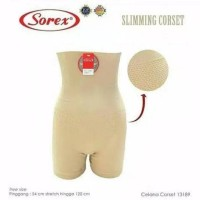 SOREX Celana Korset Pelangsing 13189 Shapewear Collection Original