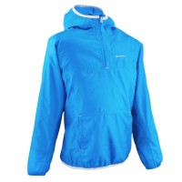 Quechua Jaket Gunung Anak Waterproof Biru Decathlon - 8330802