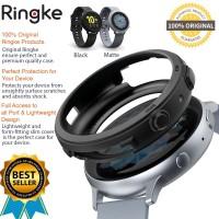 Original Ringke Air Sport Samsung Galaxy Watch Active 2 44mm Soft Case - Black