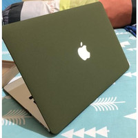 Sand Case ARMYGREEN For Macbook Pro/Air/Retina