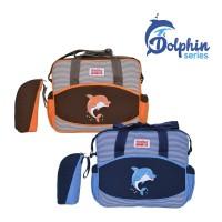 Dialogue Baby Tas Besar Dolphin Series DGT7251