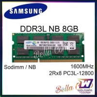 Produk Terbaru Original Samsung Ram Ddr3 Ddr3l 8gb Sodimm Laptop Pc3l