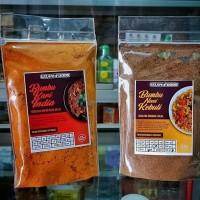 Bumbu Kari / Kare / Curry India Impor Halal Powder / Bubuk 100 gr -