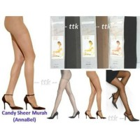 STOCKING TIPIS MURAH / TRANSPARANT / CANDY SHEER / ANNABEL / ANABEL