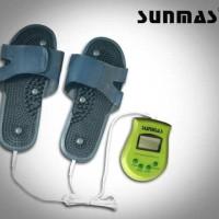 TERLARIS Sunmas Alat Pijat Kaki Dan Tubuh Sandal kesehatan Elektrik