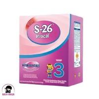 S26 PROCAL 3 Vanila Susu Box 1400g 1400 g