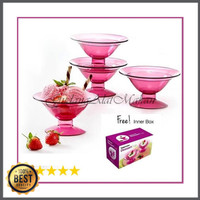 Jual TERMURAH Dessert Cup Box 4pcs Diskon
