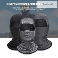 Masker Full Wrap Anti UV Breathable untuk Outdoor / Olahraga