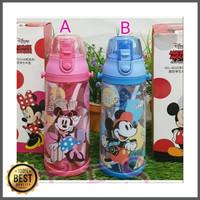 Botol Minum Anak Teguk Disney Mickey Minnie Mouse Cars Princess Diskon