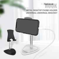 Home Tablet Cell Phone Desk Desktop Mount Stand Holder Universal