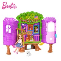 Rumah Boneka Barbie Model Princess Kelly Tree