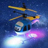 Anak-anak Drone Mini Bentuk Helikopter Lucu dengan Remote Control