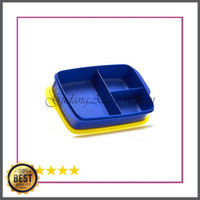 Jual TERMURAH Divided Lunch Box Cool Teen Lunch Box Limited