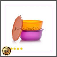 Dijual TERMURAH Jumbo Bowl Set 2pcs orange ungu Limited