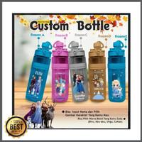 Souvenir Ulang Tahun/Botol minum custom nama/print nama-satuan
