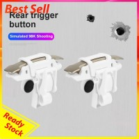 2pcs Gamepad Joystick for PUBG Joypad Trigger Fire Button L1 R1