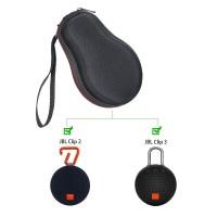 Case for JBL Clip 2/3 BT Speaker Hard EVA Case with Shockproof Shell