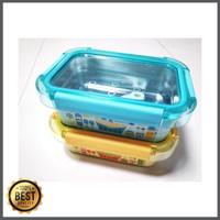 Unik Lunchbox kotak makan stainless anak-LB2311 Diskon
