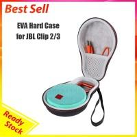 EVA Hard Shell Bluetooth Speaker Handbag for JBL Clip 2/Clip 3