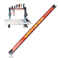 18 inch Magnetic Tool Holder Bar Organizer Storage Rack Tool