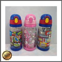 Dijual Botol minum R862 600ml Motif Smiggle Smigel Smigle Berkualitas