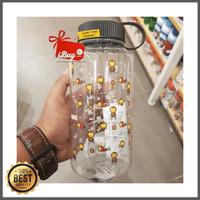 Jual Miniso Ironman Cute Botol Minum Plastik Big Clear Limited