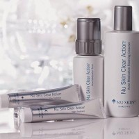 Nu Skin Clear Action System / Paket Perawatan Wajah Penghilang Jerawat