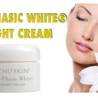 Nu Skin Triphasic White Night Cream / Krim Malam Pencerah Wajah TPW