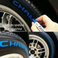 SPIDOL TOYO Spidol Ban Mobil Motor Original Paint Marker
