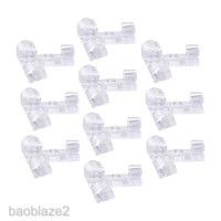 30mm 20PCS Self Adhesive Cable Wire Zip Tie Mounts Mounting Base