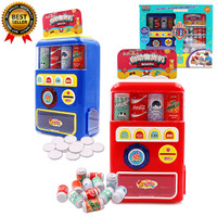 ACF Gift Drink Vending Machine Toy Cash Register Play House Toy