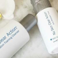 Nu Skin Clear Action Cleanser / Sabun Wajah Penghilang Jerawat