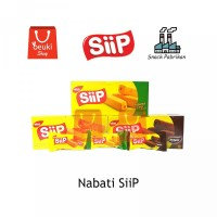 Nabati SiiP Snack Ringan Paling Sip Aneka Rasa Coklat Keju Jagung - 20