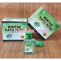 Minyak Kayu Putih Cap 19 - Cajuputi Oil 30ml