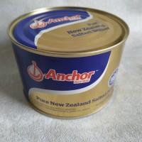 Anchor Pure New Zealand Salted Tin Butter 454 Gr/Mentega Anchor Kaleng