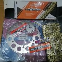 gear FULL SET R15 V3 TK RACING MT15 VIXION R VVA R15VVA NEW GER NO SSS