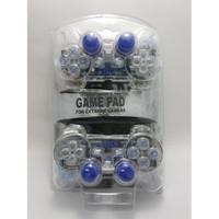 Gamepad Double Getar Transparant M-Tech
