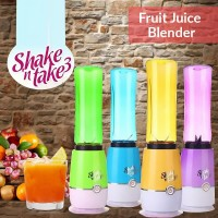 Blender double portable elektrik / Shake n take 3 bonus 1 botol 600ML
