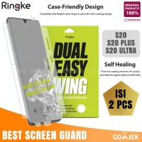 Screen Protector Samsung S20 Ultra S20 Plus S20 Ringke Anti Gores