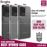 Ringke Fusion Case Samsung Galaxy S20 Ultra / S20 Plus / S20 Casing