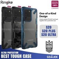 Ringke Fusion X Case Samsung Galaxy S20 Ultra / S20 Plus / S20 Casing