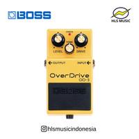 Efek Gitar Elektrik Boss OD-3 / OD3 Overdrive Original