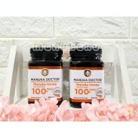 Madu Manuka Doctor Manuka Honey MGO100+ 500gr