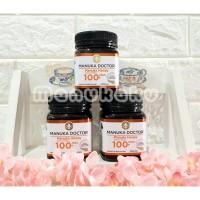Madu Manuka Doctor Manuka Honey MGO100+ 250gr
